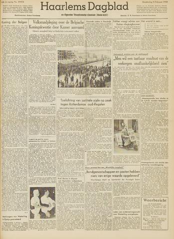 Haarlem's Dagblad 1950-02-09