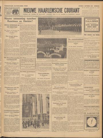 Nieuwe Haarlemsche Courant 1938-09-03