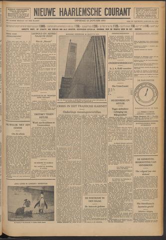 Nieuwe Haarlemsche Courant 1932-01-12