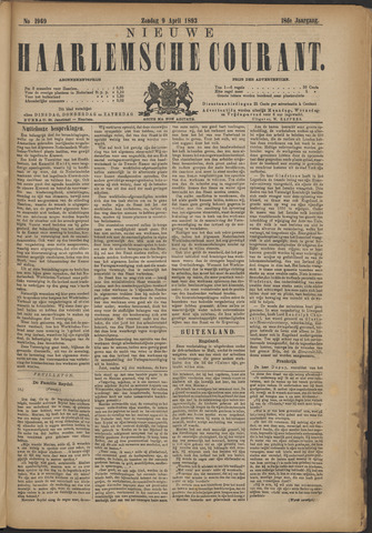Nieuwe Haarlemsche Courant 1893-04-09