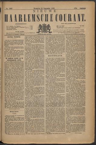 Nieuwe Haarlemsche Courant 1892-09-21
