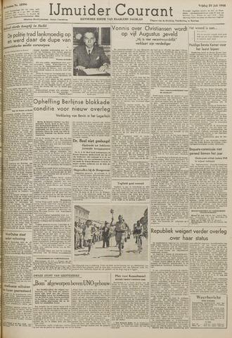 IJmuider Courant 1948-07-23