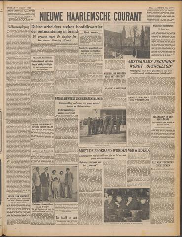 Nieuwe Haarlemsche Courant 1950-03-07