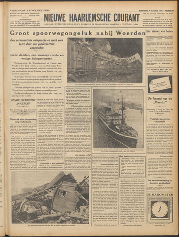 Nieuwe Haarlemsche Courant 1936-10-08