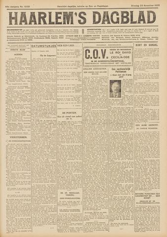 Haarlem's Dagblad 1926-11-23