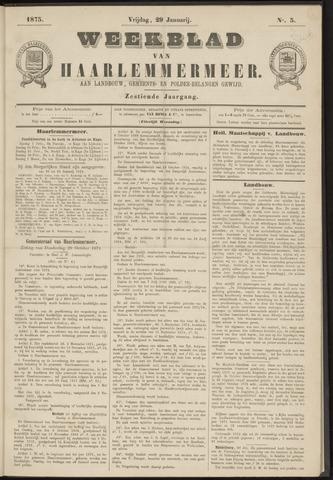 Weekblad van Haarlemmermeer 1875-01-29