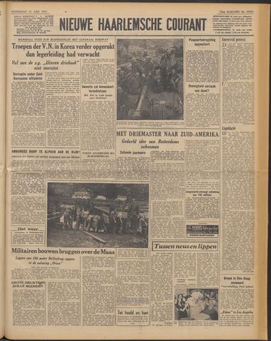 Nieuwe Haarlemsche Courant 1951-06-13