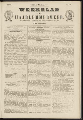 Weekblad van Haarlemmermeer 1870-08-19