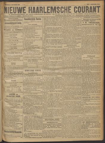 Nieuwe Haarlemsche Courant 1918-10-11