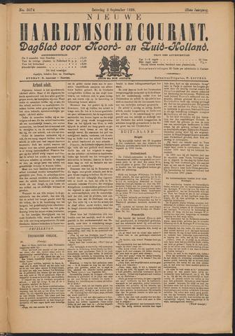 Nieuwe Haarlemsche Courant 1898-09-03