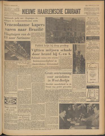 Nieuwe Haarlemsche Courant 1963-02-18