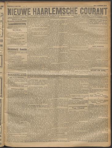 Nieuwe Haarlemsche Courant 1919-06-10