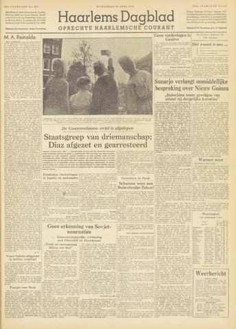 Haarlem's Dagblad 1954-06-30