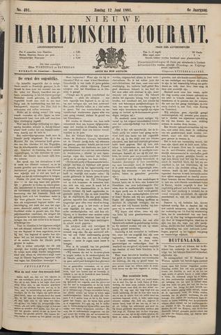 Nieuwe Haarlemsche Courant 1881-06-12
