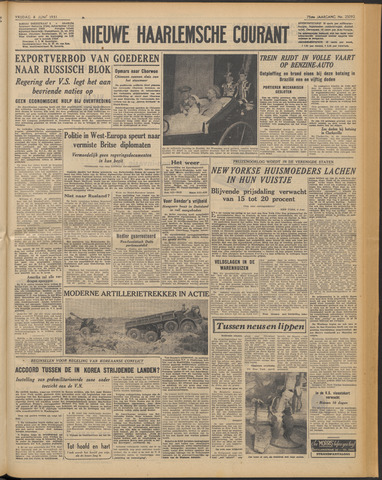 Nieuwe Haarlemsche Courant 1951-06-08