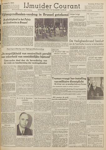 IJmuider Courant 1948-03-18