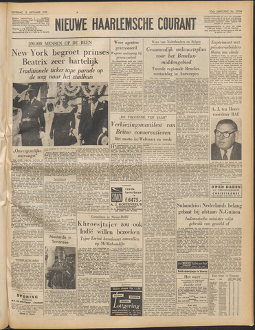 Nieuwe Haarlemsche Courant 1959-09-12