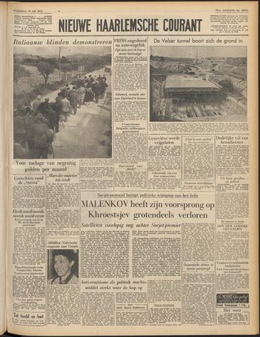 Nieuwe Haarlemsche Courant 1954-05-19