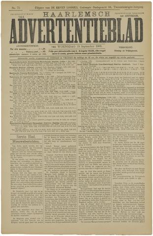 Haarlemsch Advertentieblad 1900-09-19