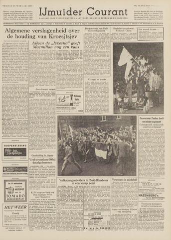 IJmuider Courant 1959-02-27