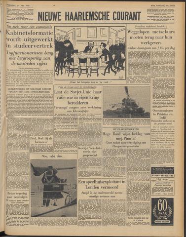 Nieuwe Haarlemsche Courant 1956-06-27