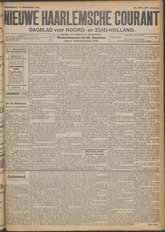 Nieuwe Haarlemsche Courant 1907-12-19