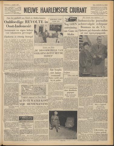 Nieuwe Haarlemsche Courant 1957-03-04