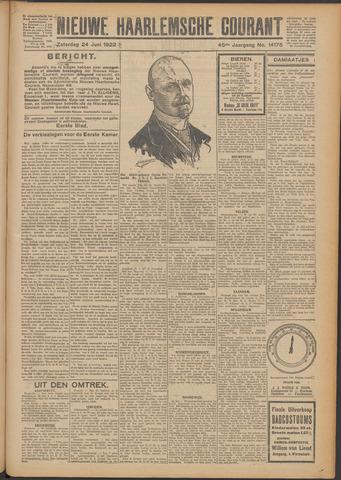 Nieuwe Haarlemsche Courant 1922-06-24
