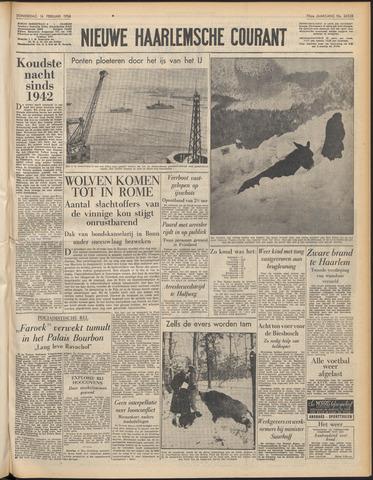 Nieuwe Haarlemsche Courant 1956-02-16