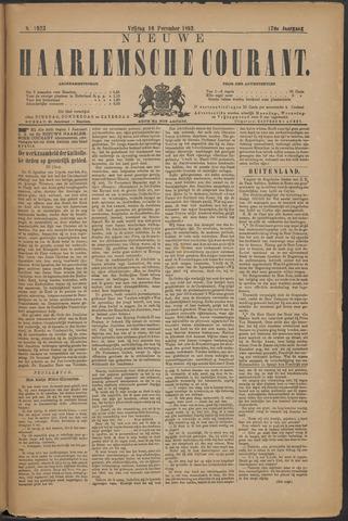 Nieuwe Haarlemsche Courant 1892-12-16