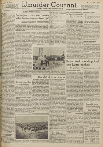 IJmuider Courant 1948-05-05