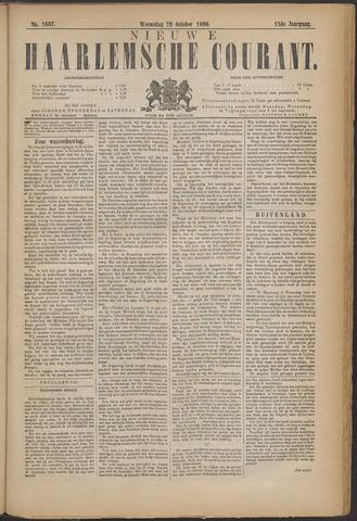 Nieuwe Haarlemsche Courant 1890-10-29