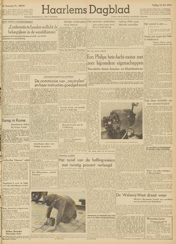 Haarlem's Dagblad 1947-05-16