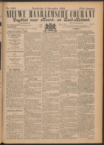 Nieuwe Haarlemsche Courant 1902-12-04