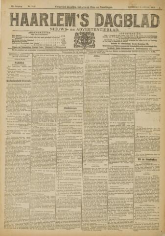 Haarlem's Dagblad 1909