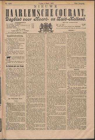 Nieuwe Haarlemsche Courant 1900-03-02