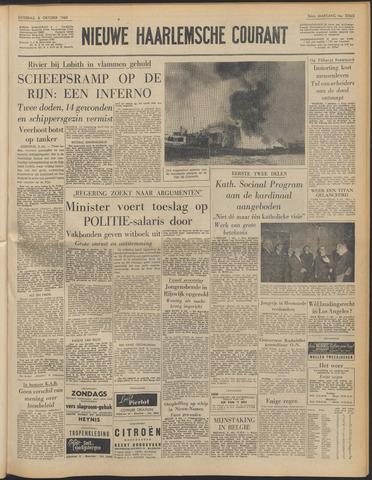 Nieuwe Haarlemsche Courant 1960-10-08