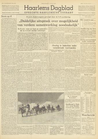 Haarlem's Dagblad 1954-07-05