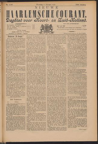 Nieuwe Haarlemsche Courant 1899-02-08