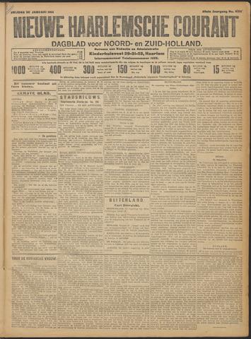 Nieuwe Haarlemsche Courant 1914-01-30