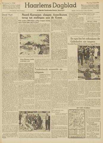 Haarlem's Dagblad 1950-07-12