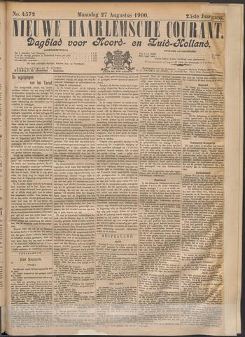 Nieuwe Haarlemsche Courant 1900-08-27
