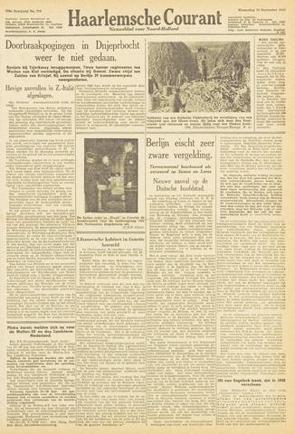 Haarlemsche Courant 1943-11-24