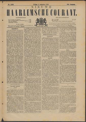 Nieuwe Haarlemsche Courant 1894-08-03