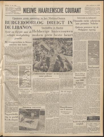 Nieuwe Haarlemsche Courant 1958-05-13