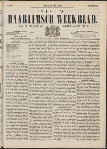Nieuwe Haarlemsche Courant 1876-09-10