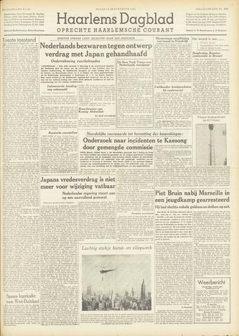 Haarlem's Dagblad 1951-08-28