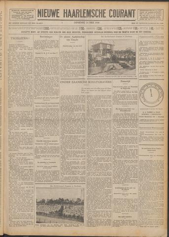 Nieuwe Haarlemsche Courant 1930-05-13