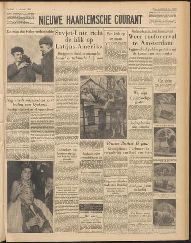 Nieuwe Haarlemsche Courant 1956-01-17