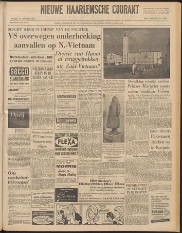 Nieuwe Haarlemsche Courant 1965-09-24